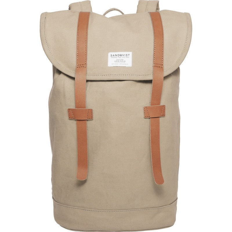 Sandqvist Stig Backpack | Sand