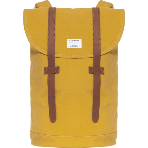 Sandqvist Stig Mini Backpack | Yellow SQA713