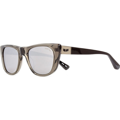 Vestal St. Jane Sunglasses | Grey/Black/Silver Mirror VVSJ017