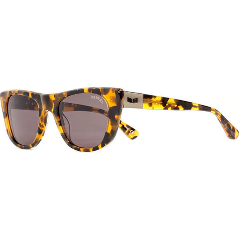 Vestal St. Jane Sunglasses | Black And Gold Chunky Tort/Grey VVSJ018