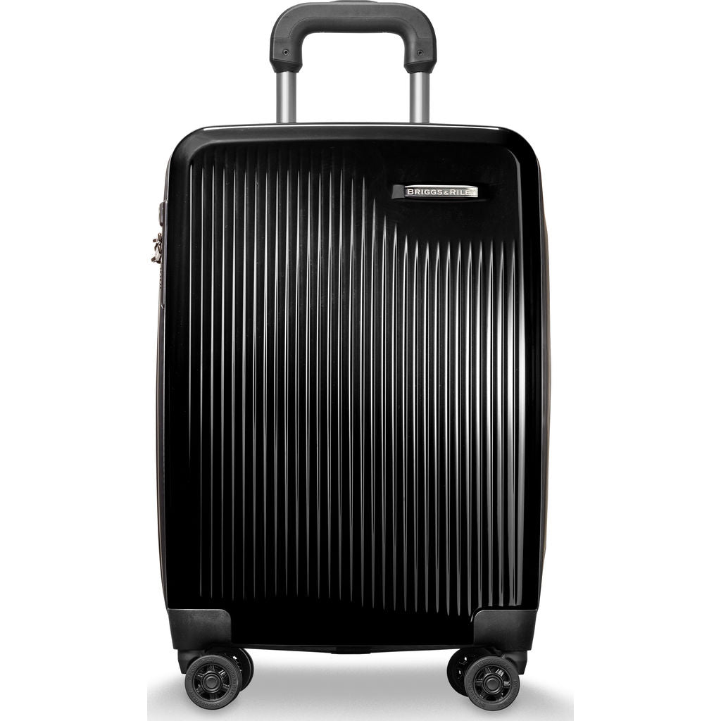 Briggs & Riley International Carry-On Expandable Spinner Suitcase  | Onyx