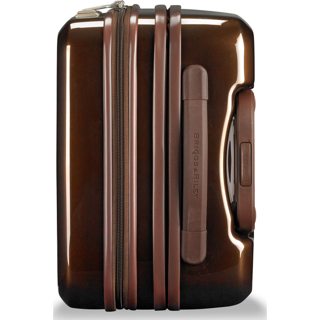 Briggs & Riley International Carry-On Expandable Spinner Suitcase | Bronze- SU121CXSP