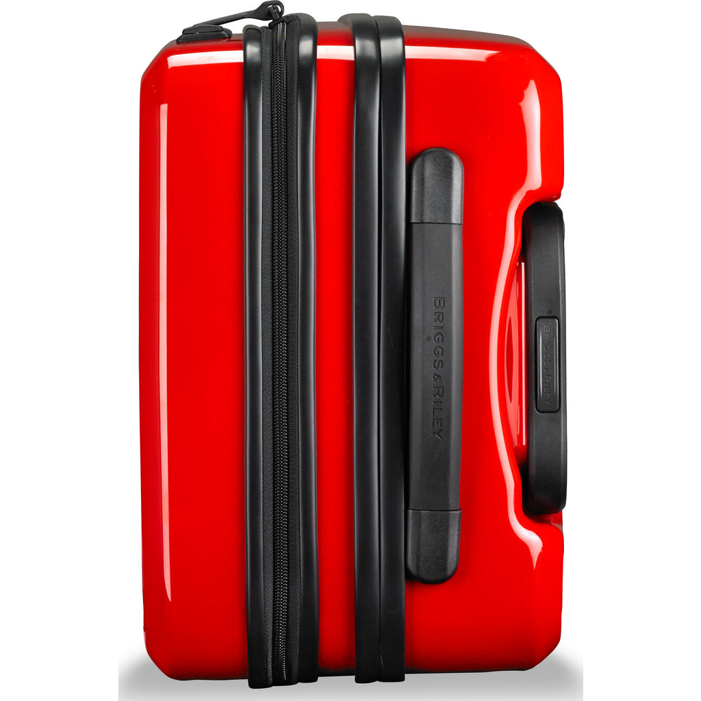 Briggs & Riley International Carry-On Expandable Spinner Suitcase | Fire- SU121CXSP