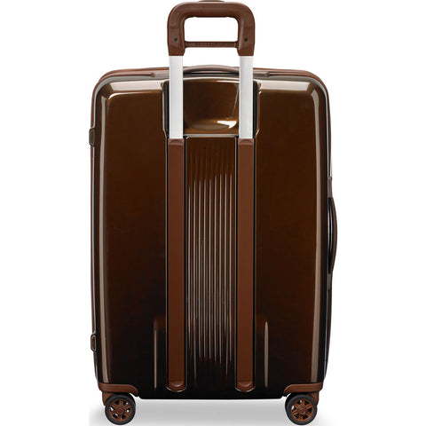 Briggs & Riley Sympatico Medium Expandable Spinner Suitcase | Bronze