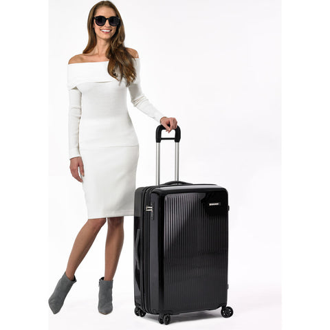 Briggs & Riley Large Expandable Spinner Suitcase | Onyx