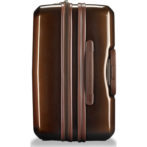 Briggs & Riley Sympatico Large Expandable Spinner Suitcase | Bronze