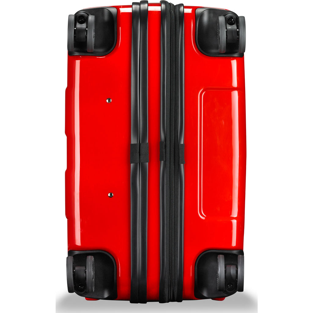 Briggs & Riley Sympatico Large Expandable Spinner Suitcase | Fire