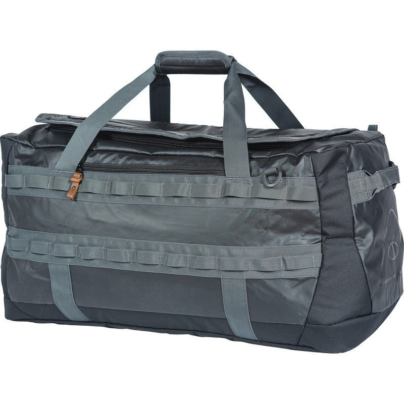 Poler High & Dry 70L Duffel Bag | Black