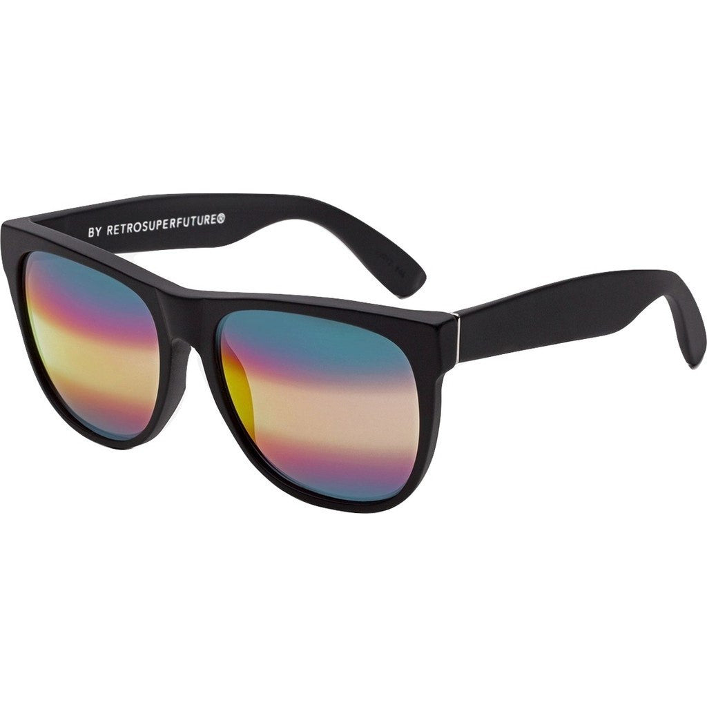 RetroSuperFuture Classic Sunglasses | Black/M3 6CI