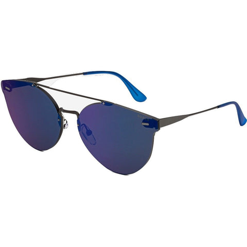 Retrosuperfuture Tuttolente Giaguaro Sunglasses | Blue GBQ