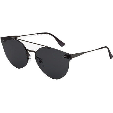 Retrosuperfuture Tuttolente Giaguaro Sunglasses | Black L0Q
