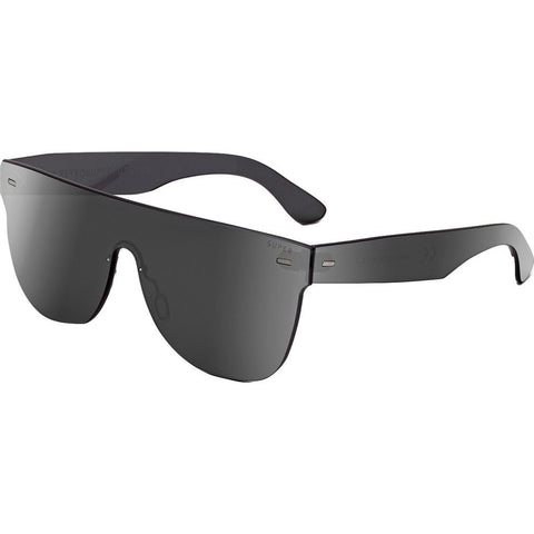 RetroSuperFuture Flat Top Tuttolente Sunglasses | Silver V7P