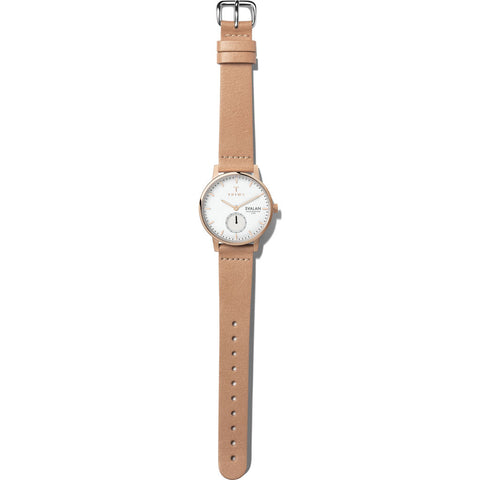 Triwa Rose Svalan  Watch | Tan Super Slim SVST104-SS010614