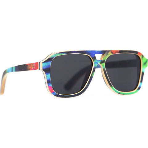 Proof Donner Skate Sunglasses | Tropical/Polarized sdongtrppol