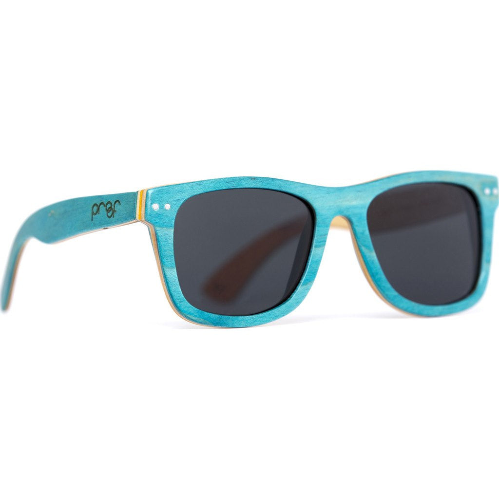 Proof Ontario Skate Sunglasses | Aqua/Polarized sontaqapol