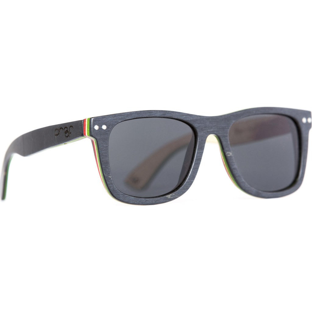Proof Ontario Skate Sunglasses | Rasta/Polarized sontrstpol
