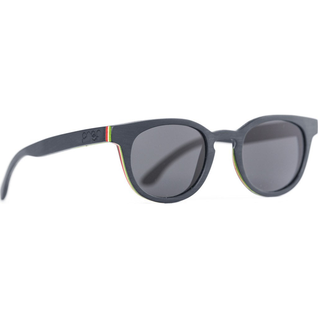 Proof Payette Skate Sunglasses | Rasta/Gray spetrstgry
