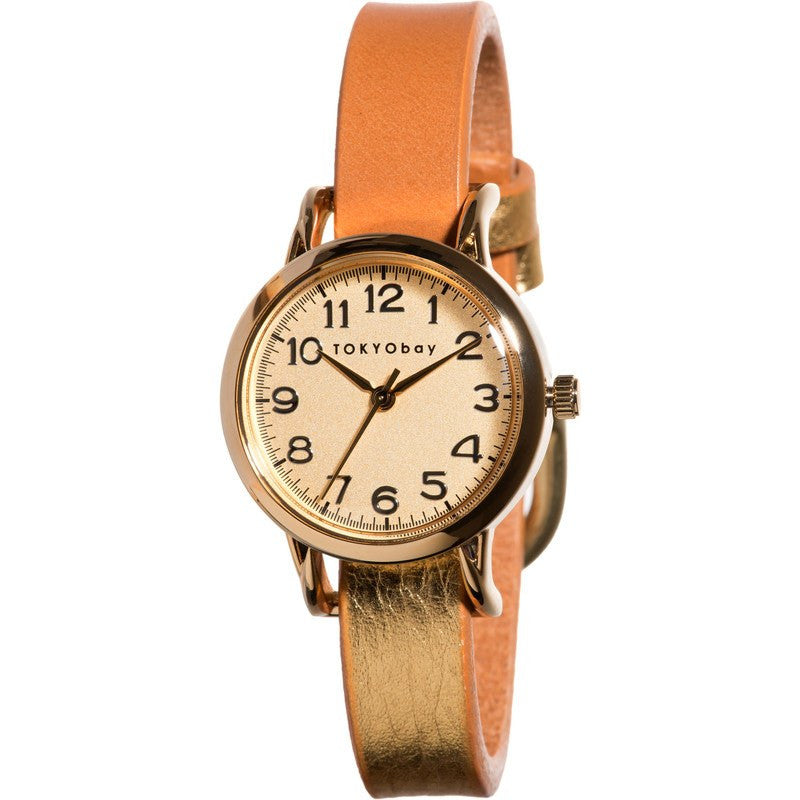 TOKYObay Samy Women's Watch | Gold