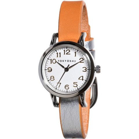 TOKYObay Samy Women's Watch | Silver