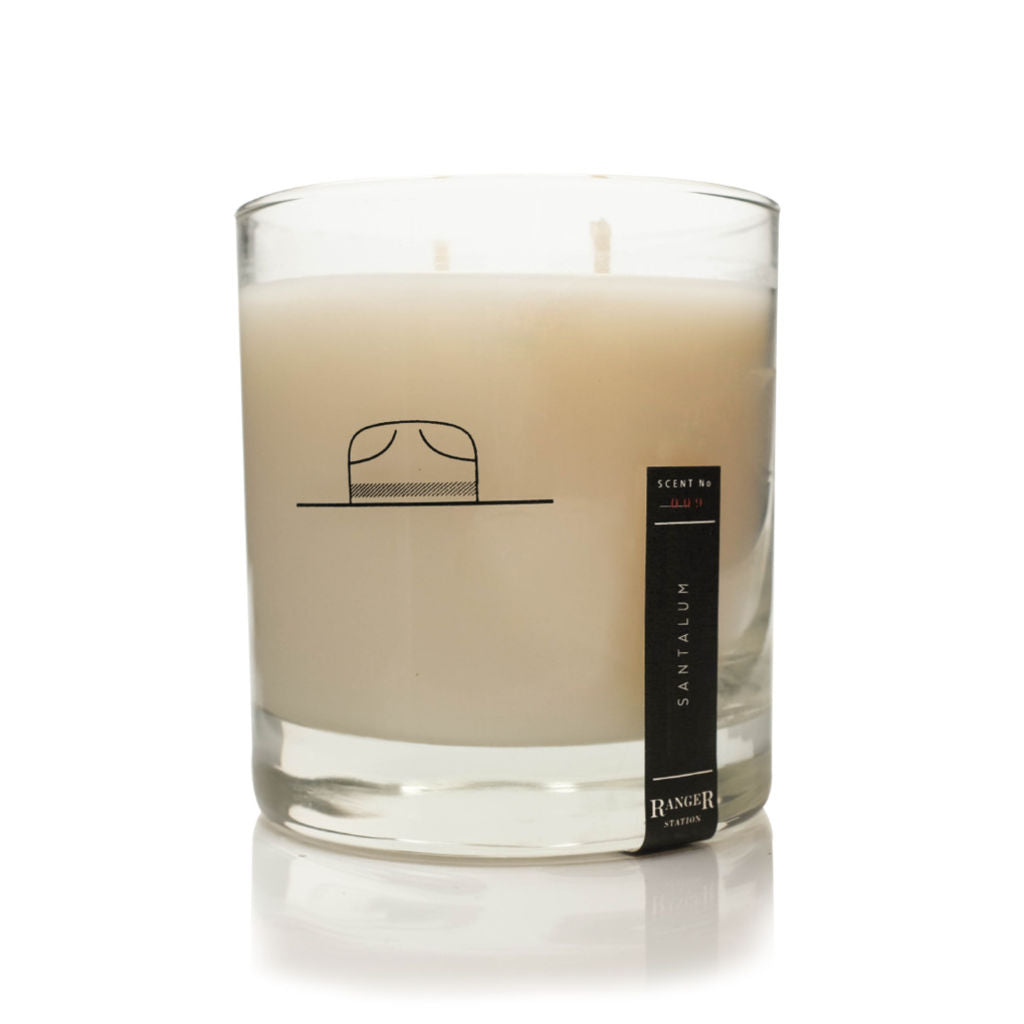 Ranger Station Soy Based Wax Candle | Santalum RS_008
