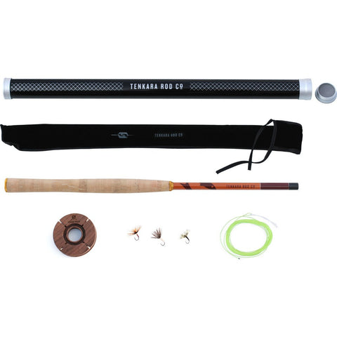 Tenkara Rod Co. Fly Fishing Package | The Sawtooth