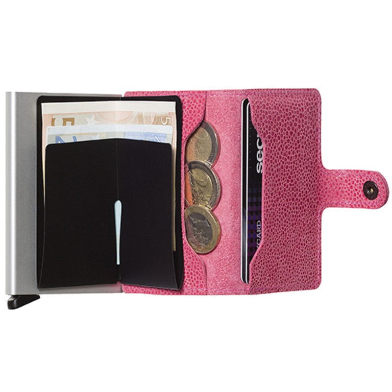 Secrid Mini Wallet Glamour | Pink