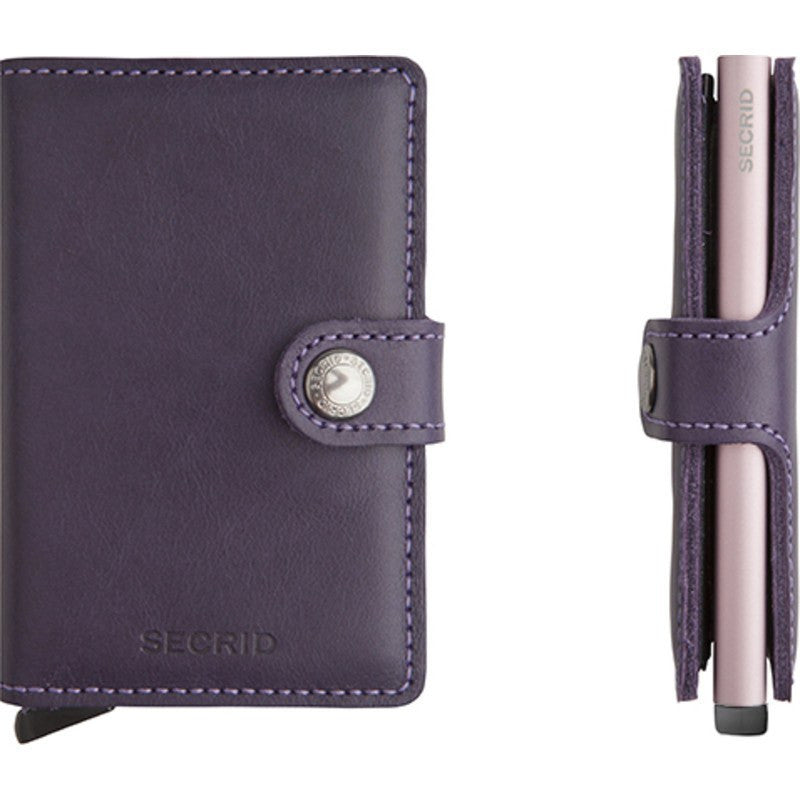 Secrid Limited Miniwallet | Purple/Pink