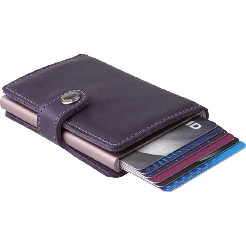 Secrid Mini Wallet Limited | Purple/Pink