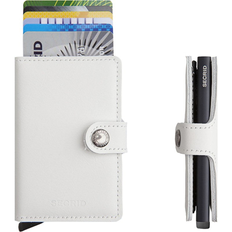 Secrid Mini Wallet Limited | White/Black