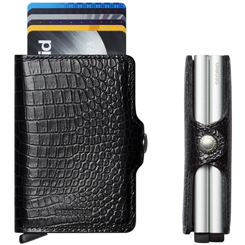 Secrid Twin Wallet Amazon | Black