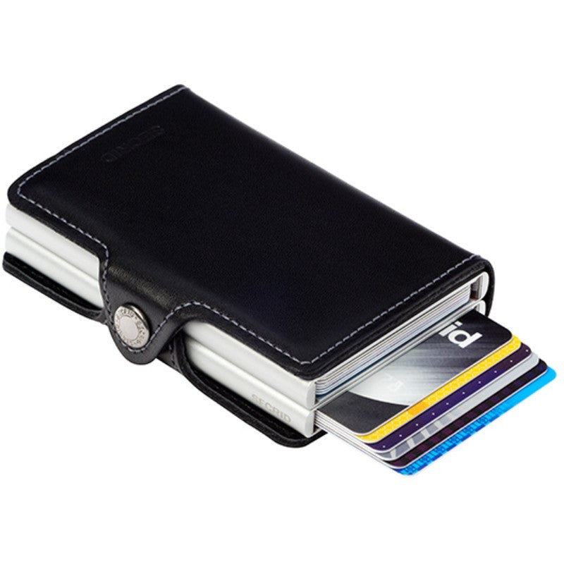 Secrid Twin Wallet Original | Black