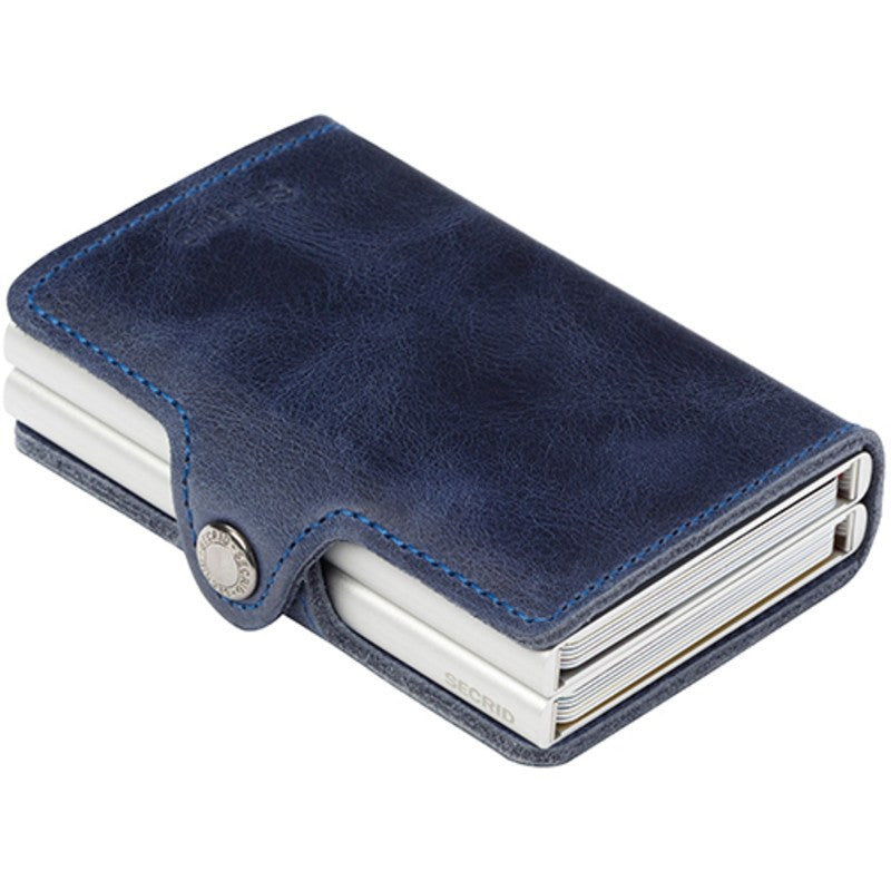 Secrid Twin Wallet Vintage | Blue