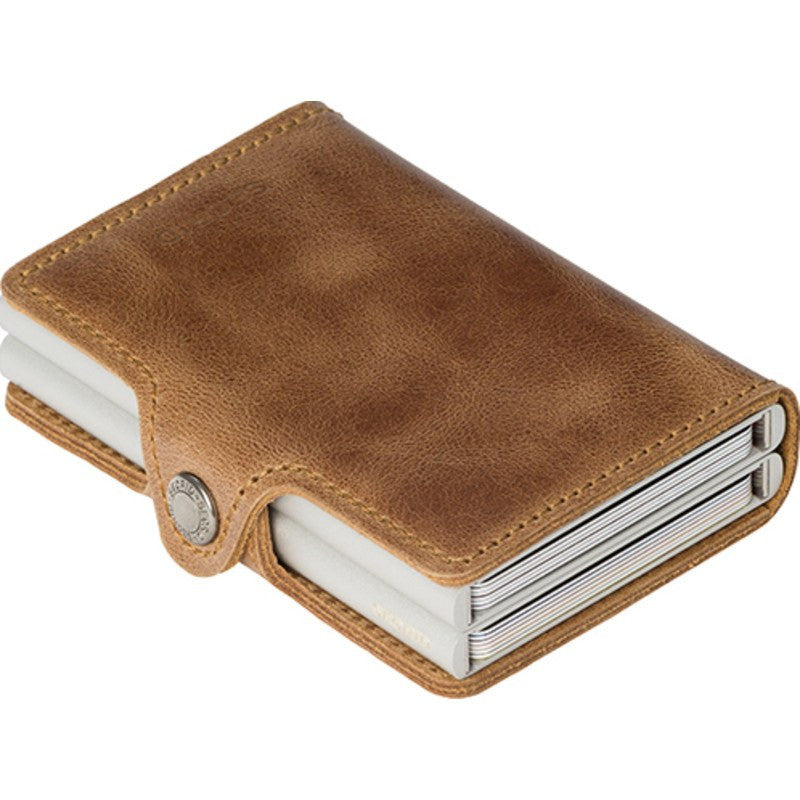 Secrid Twin Wallet Vintage | Cognac