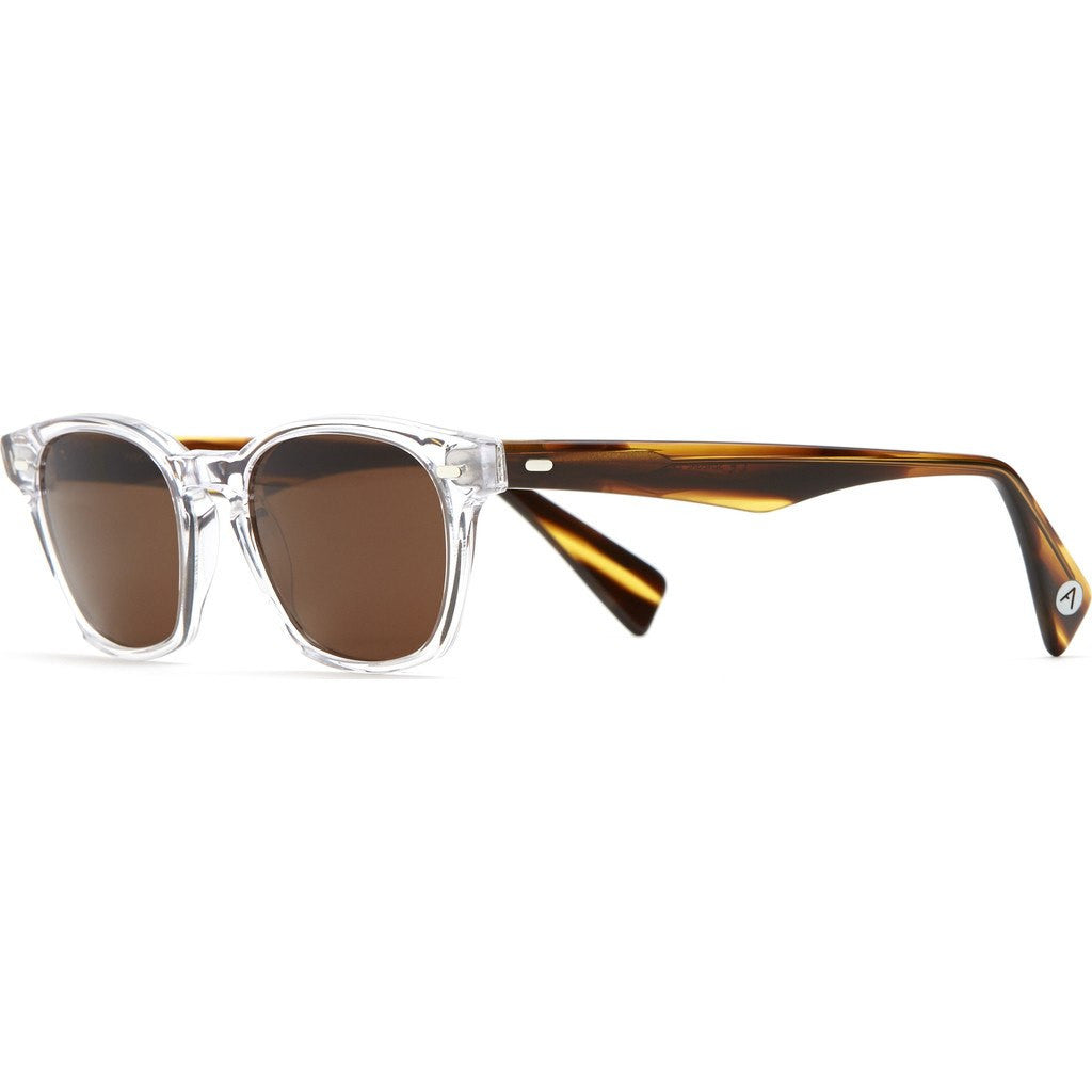 Article One Senegal Sunglasses | Crystal / Havana AOSEN25