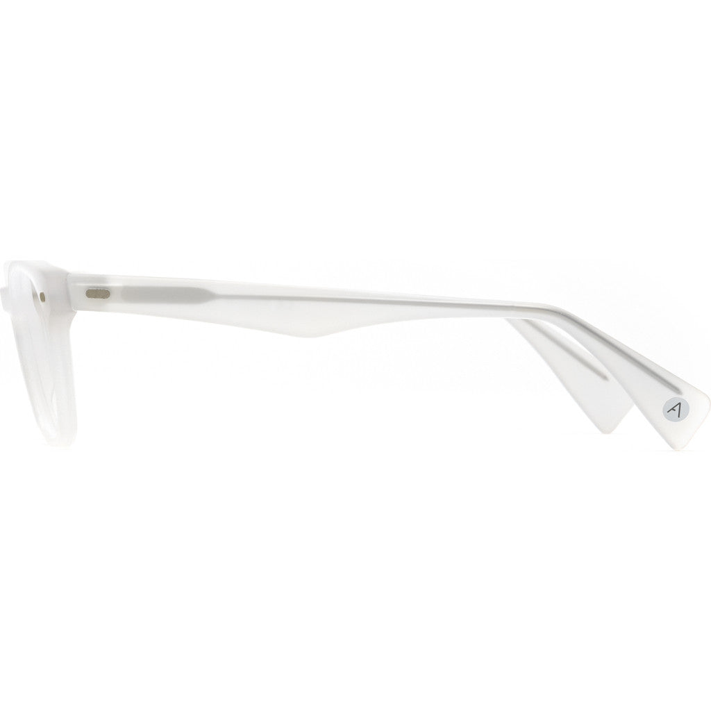 Article One Senegal Glasses | White Frost AOSEN05RX