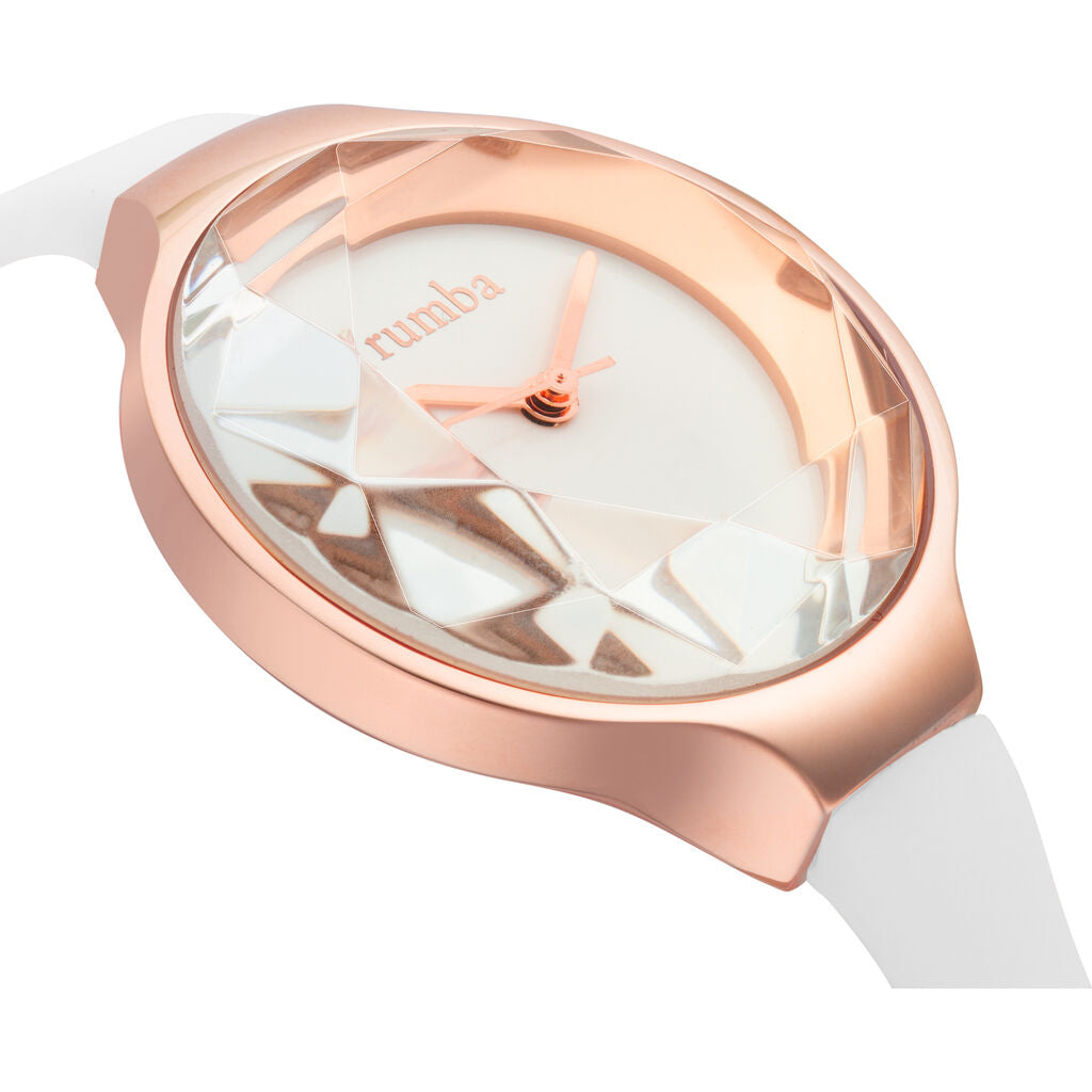 Rumba Time Orchard Gem Watch | Silicone White 15643