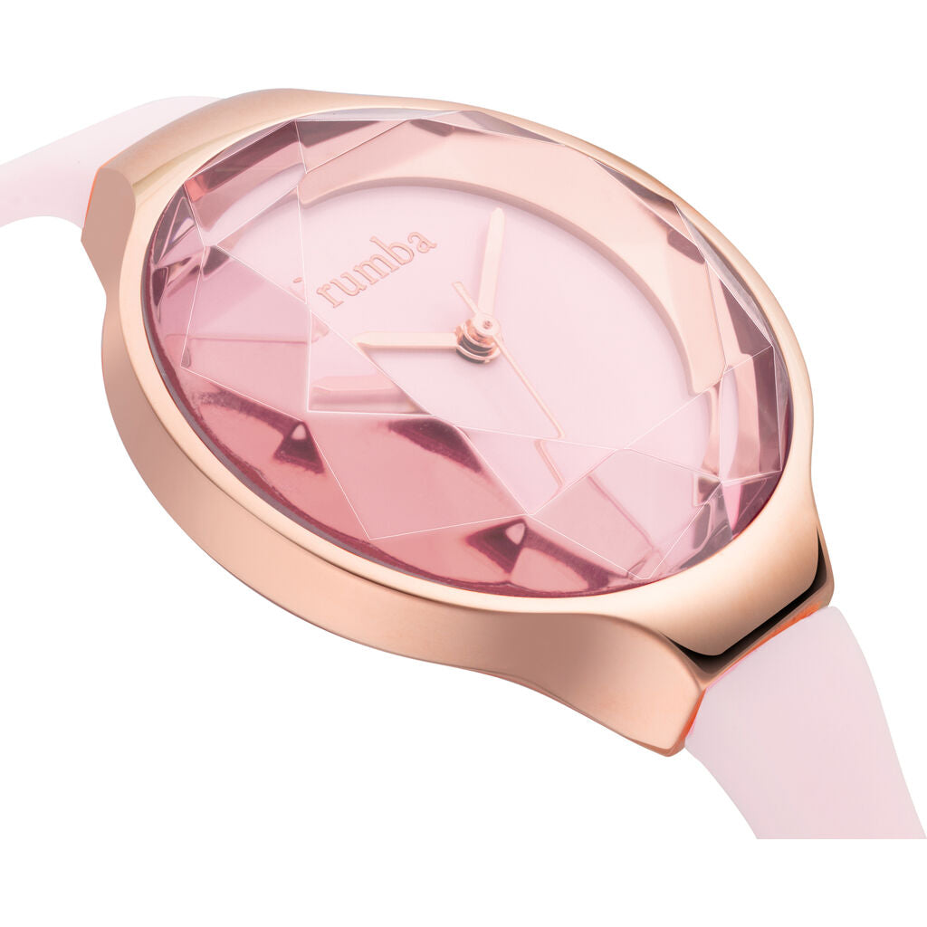 Rumba Time Orchard Gem Watch | Silicone Pink  22705