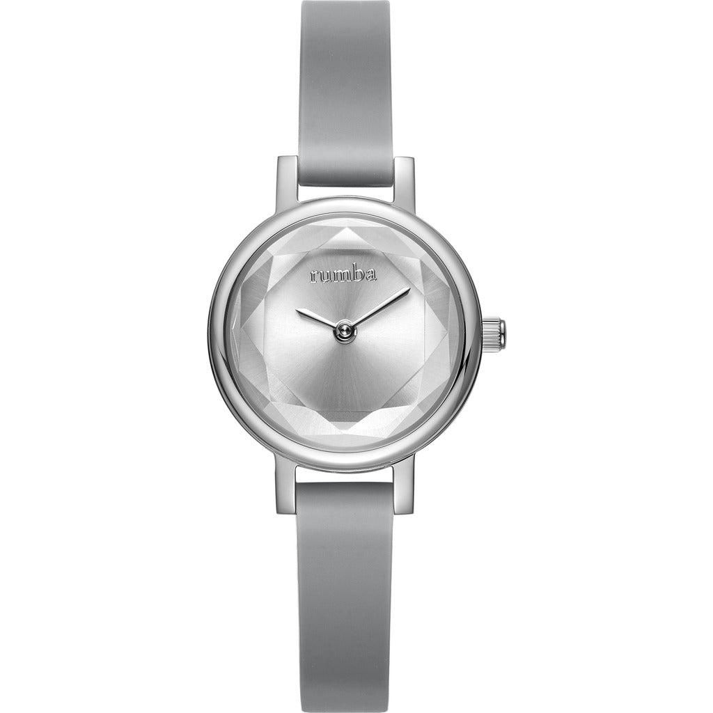 Rumba Time Venice Watch | Silicone Silver 27075