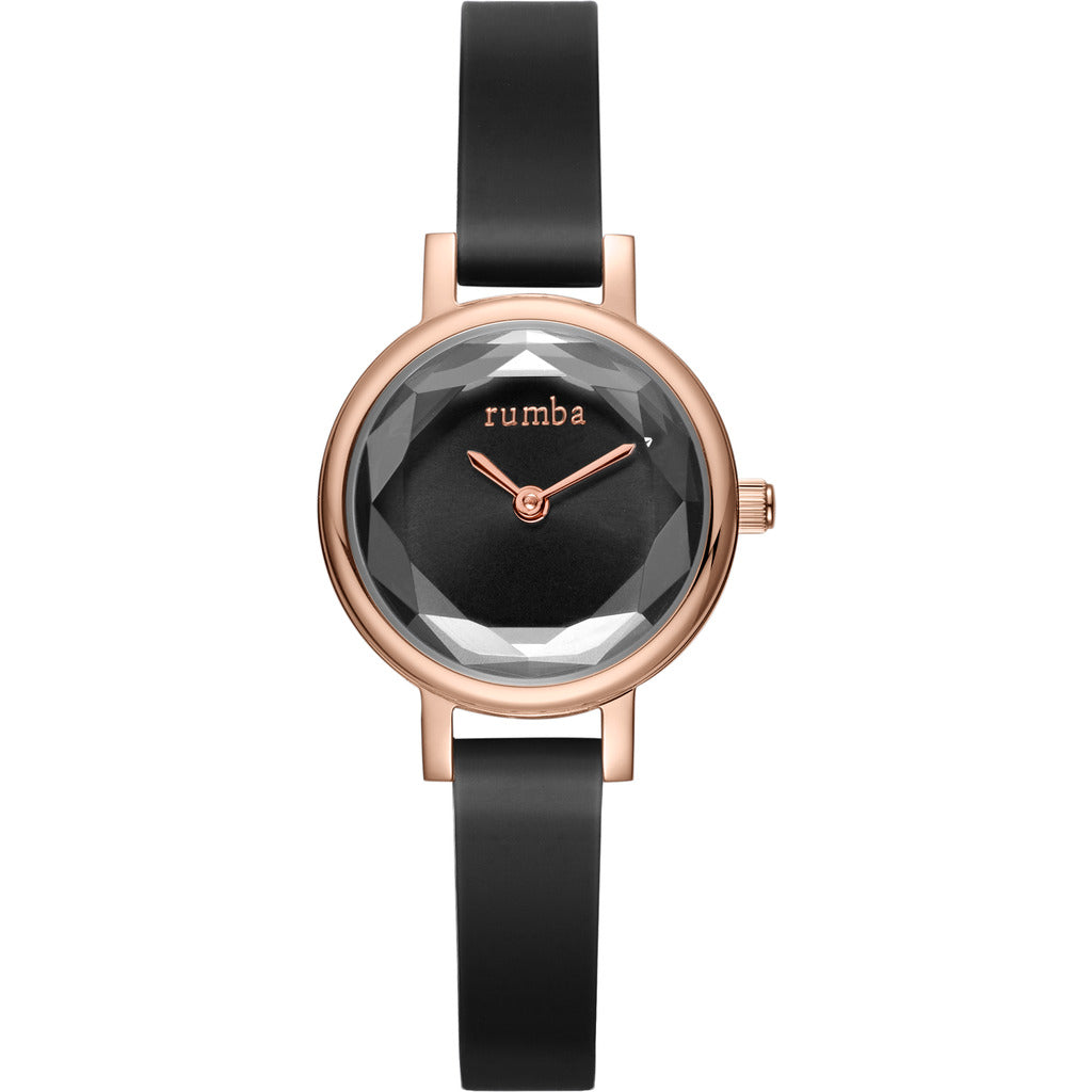 Rumba Time Venice Watch | Silicone Black 27051