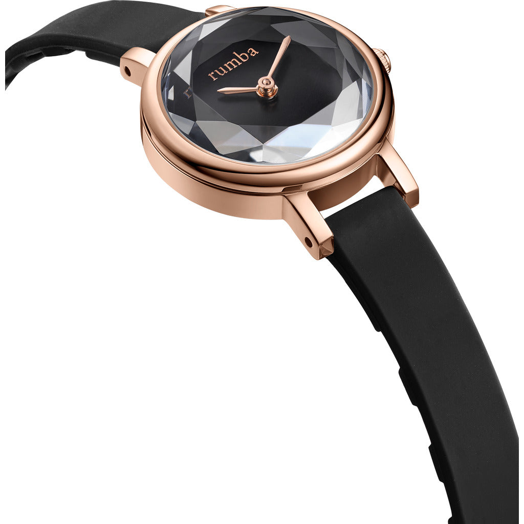 Rumba Time Venice Watch | Silicone Black 27052