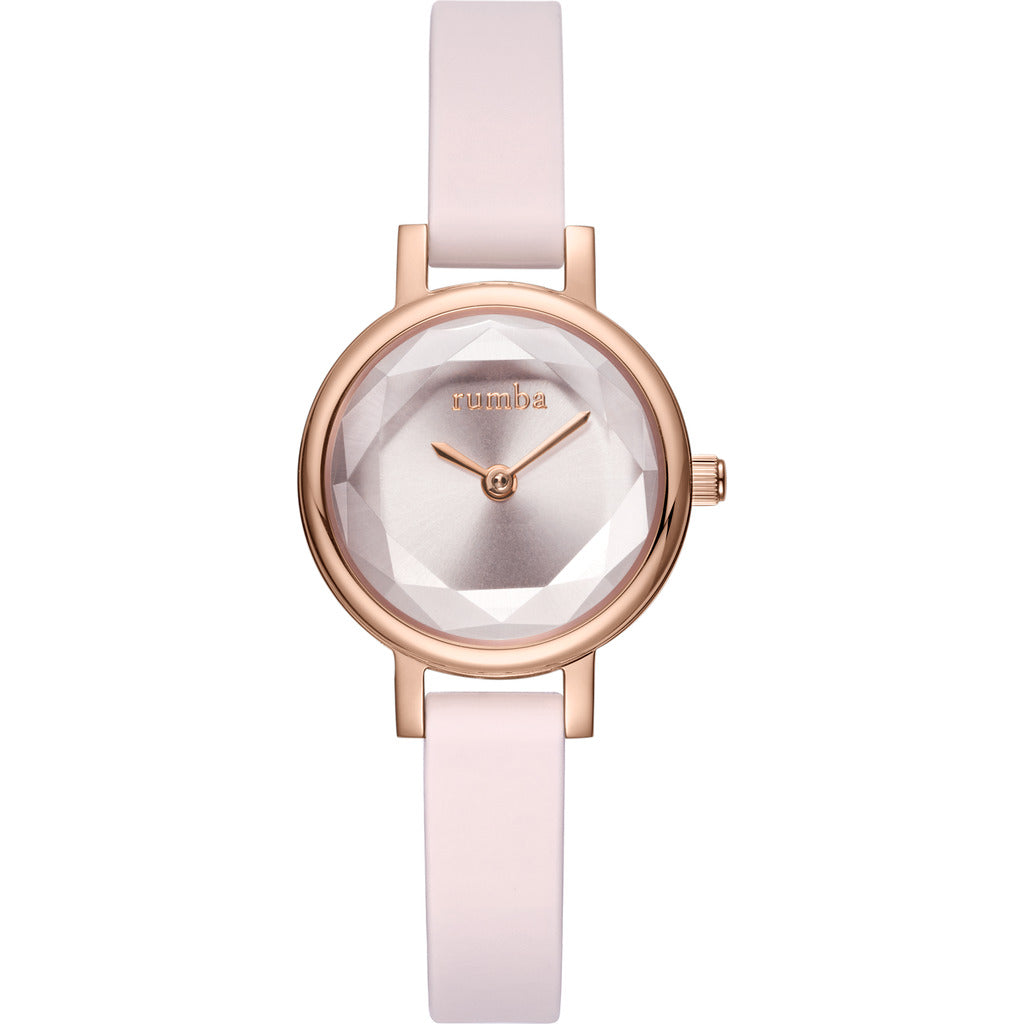 Rumba Time Venice Watch | Silicone Blush 27068