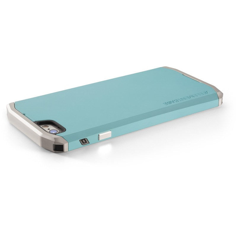 ElementCase Solace 6 iPhone 6 Case w/ Pouch Turquoise