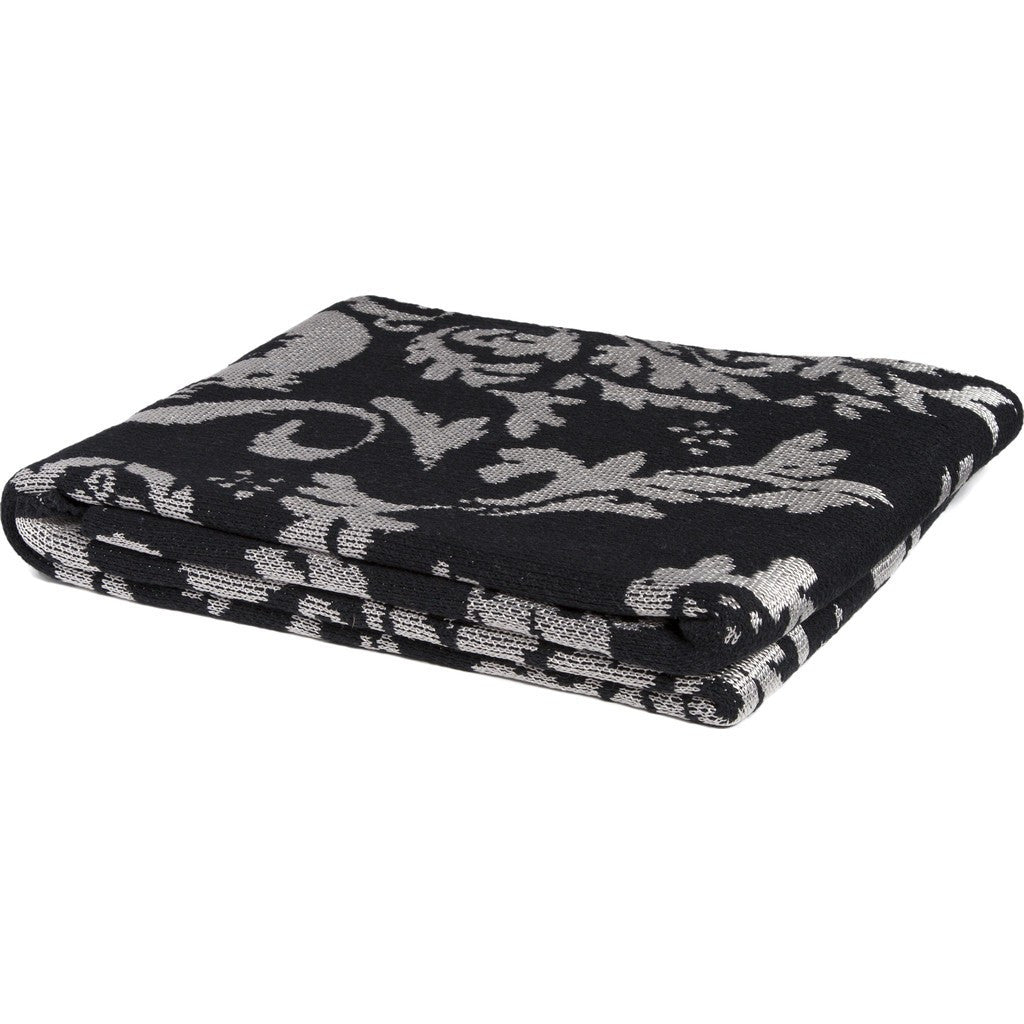 in2green Dragons Eco Throw | Black/Silver BL01DR1
