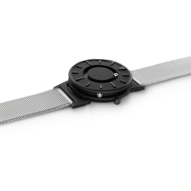 Eone Bradley Watch Black Ltd. | Stainless Steel Mesh