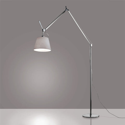 Artemide Tolomeo Mega Floor Lamp | 12in