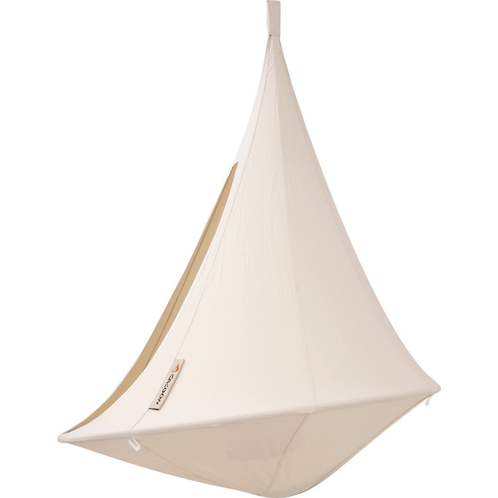 Cacoon Single Hanging Hammock | Natural SW001