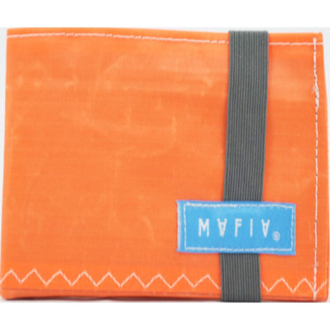 Mafia Skinny Wallet | Orange