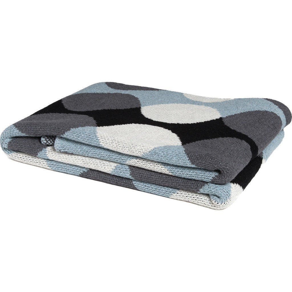 in2green Helix Eco Throw | Blue Pond/Smoke/Black BL01HX2