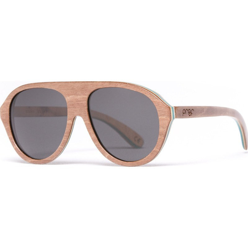 Proof SmokeJumper Skate Brown Sunglasses | Polarized Lens