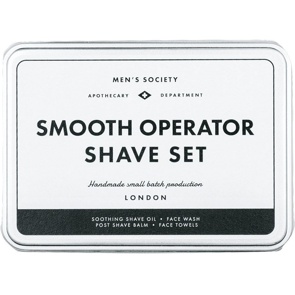 Men's Society Smooth Operator Shave Kit-M11141